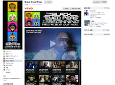 Black Eyed Peas | facebookpage